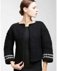 Wool And The Gang | Black Coco Jacket | Lyst