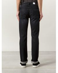 Hudson Jeans - Blue Slim Fit Jeans for Men - Lyst
