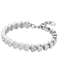 Dyrberg/Kern | Metallic Dyrberg/kern Enamor Bracelet | Lyst