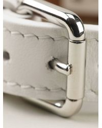 Proenza Schouler - White Studded Bracelet - Lyst
