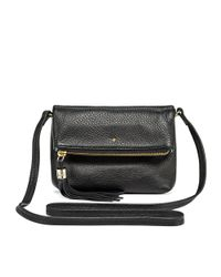 Jack Rogers - Black Gioia Mini Covertible Crossbody - Lyst