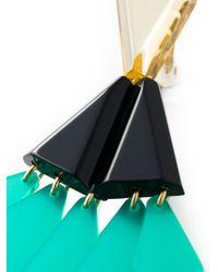 Silvia Rossi | Black 'odd Couple' Earrings | Lyst