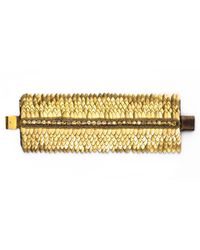 Deepa Gurnani | Metallic Feather Cuff | Lyst