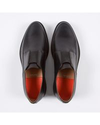 Paul Smith - Men's Black Calf Leather 'dole' Loafers for Men - Lyst