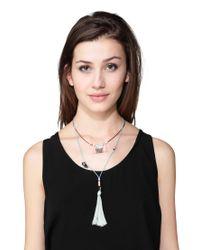 Hipanema | Blue Necklace / Longcollar | Lyst