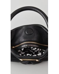 Marc By Marc Jacobs - Black Classic Q Mini Hillier Bag - Lyst