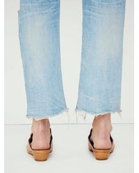 Free People | Natural Open Road Slip On | Lyst