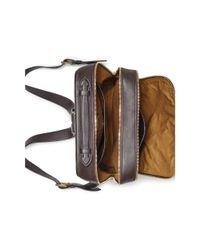 Ralph Lauren - Brown Gents Calfskin Backpack - Lyst