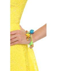 Venessa Arizaga | Multicolor Summer Vacation Bracelet | Lyst