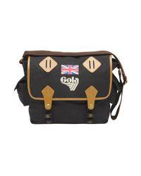 Gola | Black Dillon Unisex Bag | Lyst