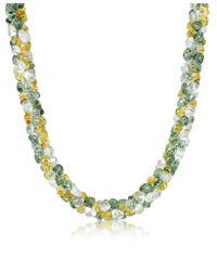 Antica Murrina - Multicolor Rubik - Murano Glass Drops Necklace - Lyst