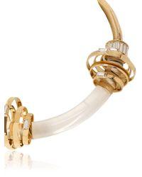 Valentina Brugnatelli - Multicolor Victoria Transparent Necklace - Lyst