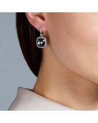 Astley Clarke | Black Connie Earrings | Lyst