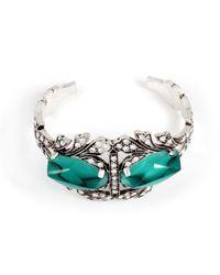 Lulu Frost - Green Lucid Bracelet - Lyst