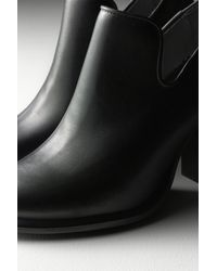 Rag & Bone - Black Grove Bootie - Lyst