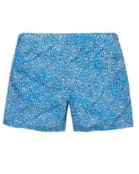 Orlebar Brown - Blue Print Short for Men - Lyst