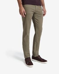 Ted Baker | Natural Five Pocket Pants for Men | Lyst
