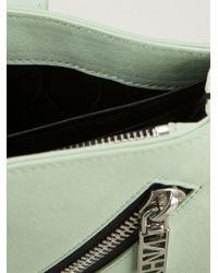 KENZO - Green 'Gommato' Chain Wallet - Lyst