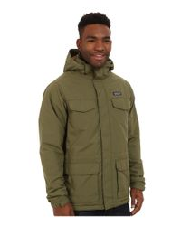 Patagonia | Green Isthmus Parka for Men | Lyst