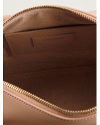 Saint Laurent - Brown Small 'Duffle' Shoulder Bag - Lyst