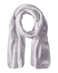 The North Face | Gray Denali Thermal Scarf | Lyst