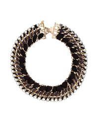 Coast - Metallic Clayton Necklace - Lyst