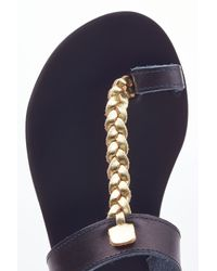 Ancient Greek Sandals - Metallic Melpomeni Leather Sandals - Multicolor - Lyst