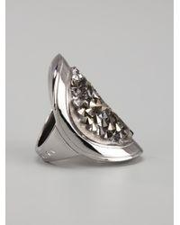 Dyrberg/Kern | Metallic Odette Ring | Lyst