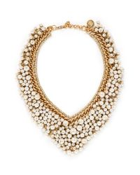Venessa Arizaga | Metallic 'dancing Queen' Necklace | Lyst