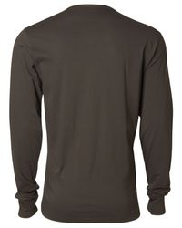 47 Brand - Gray Men's Long-sleeve Detroit Red Wings Flanker T-shirt for Men - Lyst