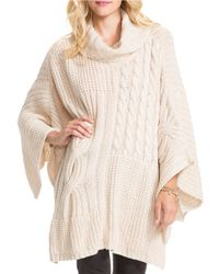 Jessica Simpson | Natural Rocha Textured Sweater | Lyst