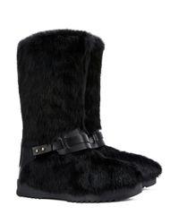Tory Burch - Black Firn Boot - Lyst
