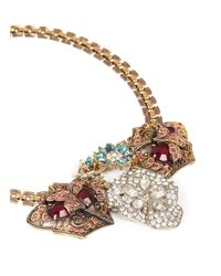 Lulu Frost - Multicolor 50 Year Vintage Necklace - Lyst