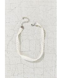 Urban Outfitters | Natural Isabelle Choker Necklace | Lyst