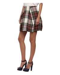 Vivienne Westwood Anglomania | Multicolor Trail Skirt | Lyst
