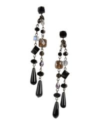 Furla | Black Earrings | Lyst