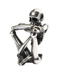Trollbeads - Metallic Sterling Silver Skeleton Spirit Bead for Men - Lyst