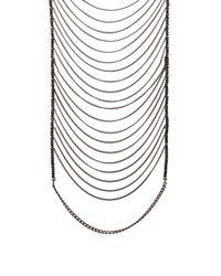 Lisa Freede - Metallic Malibu Necklace - Lyst