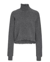Dorothee Schumacher - Gray Cool Allure Pullover Turtle Neck 1/1 - Lyst