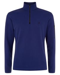 Victorinox - Blue Infrantry Regular Fit Polo Shirt for Men - Lyst