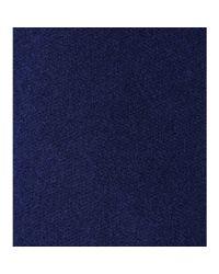 Victoria Beckham - Blue Wool Sweater - Lyst