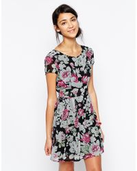 Wal-G | Multicolor Floral Dress | Lyst
