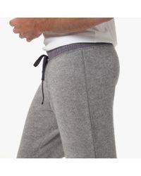 James Perse - Black Cashmere Sweatpant - Online Exclusive for Men - Lyst