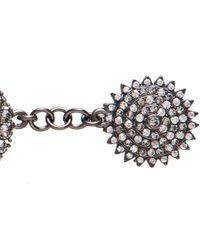 Camille K - Metallic Garland Bracelet Ii - Lyst