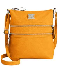 Style & Co. - Orange Style&co. Veronica Crossbody - Lyst