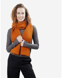 Wool And The Gang | Brown This Charming Scarf | Lyst