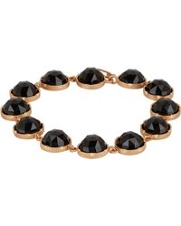 Irene Neuwirth | Black Gemstone Bracelet | Lyst