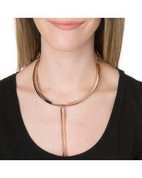Sarah Magid | Metallic Ingot Choker Necklace | Lyst