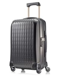 Hartmann | Metallic 'innovaire' Wheeled Carry-on for Men | Lyst
