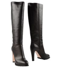 Gianvito Rossi | Brown Boots | Lyst